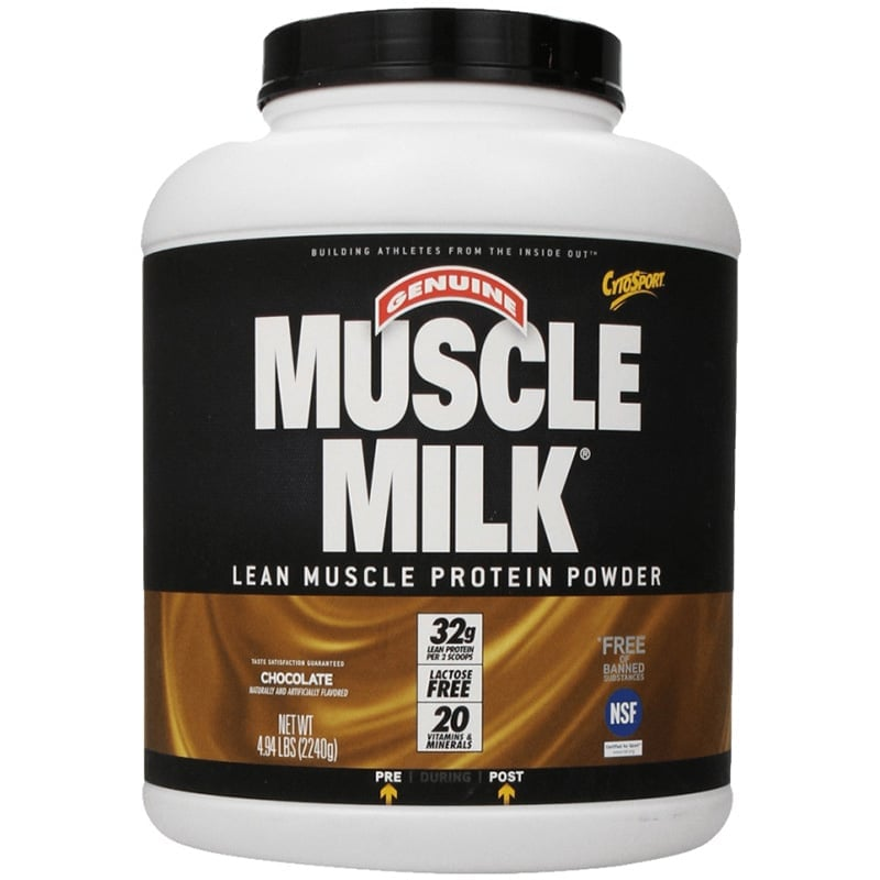 LEAN MUSCLE PROTEIN POWDER